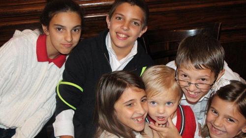 Kahleh Family
